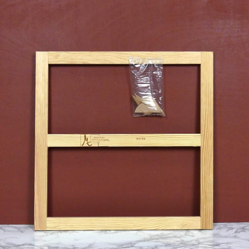 Chassis pour toile formats carrés