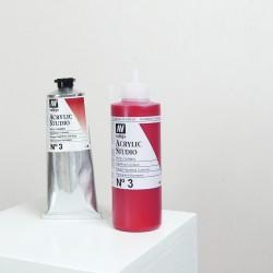 Acrylique Rouge Carmin PR146 Studio de Vallejo