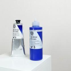 Acrylique Bleu de Phtalocyanime PB15:3 Studio de Vallejo