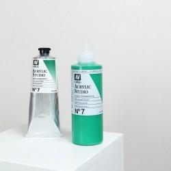 Acrylique Vert Permanent PY3+PG7 Studio de Vallejo