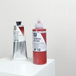 Acrylique Rouge de Mars PR101 Studio de Vallejo
