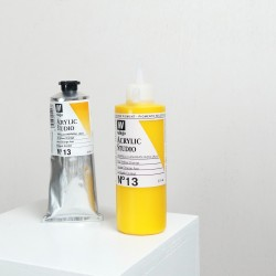 Acrylique Jaune Orange Azo PY83 Studio de Vallejo