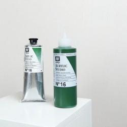 Acrylique Vert de Vessie PG8+PY83 Studio de Vallejo