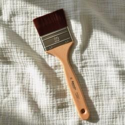 Spalter à manche long pour peinture à l'huile et acrylique