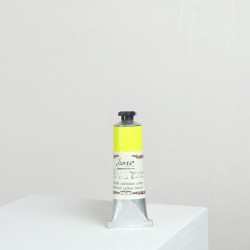 Huile Isaro Jaune de cadmium citron PY35