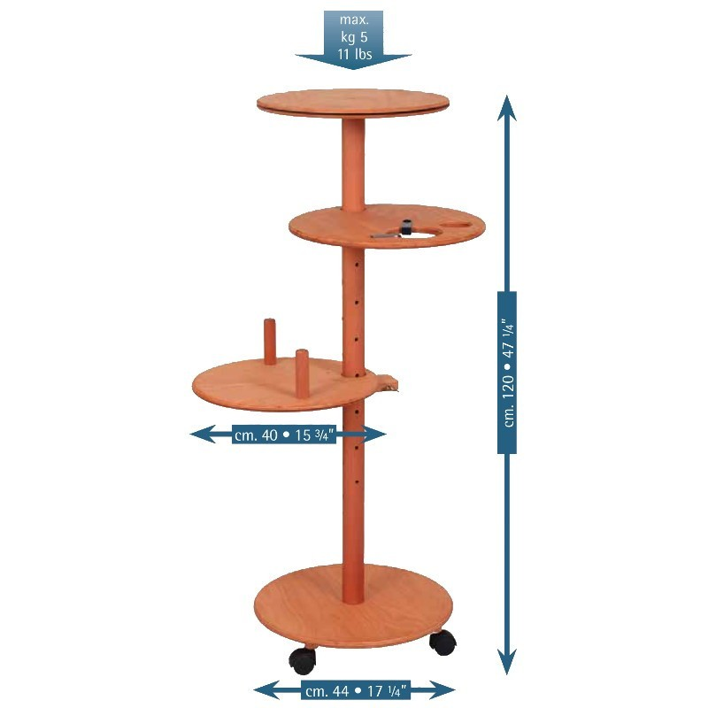 Table multiniveaux M47