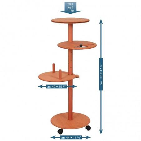 Table multiniveaux M47