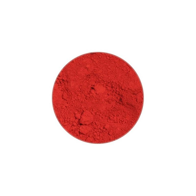 Pigment Rouge de cadmium foncé PR108