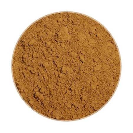 Pigment Terre de Sienne naturelle PBR7