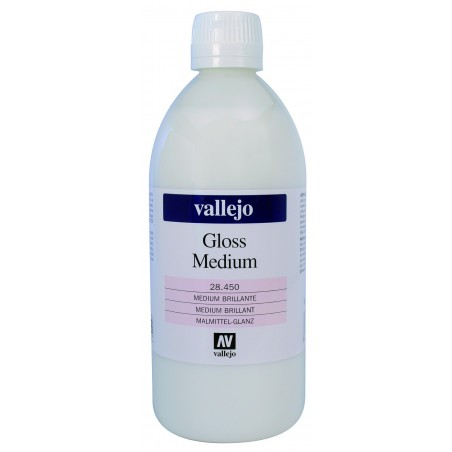 Medium Brillant de Vallejo
