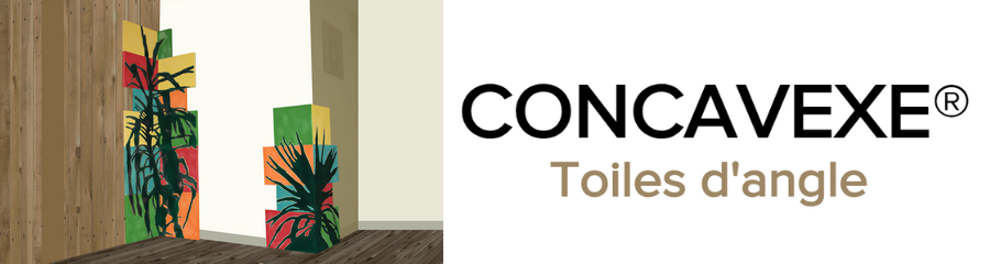 Toiles d'angle CONCAVEXE®